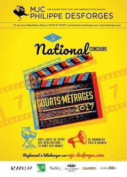 Le 5ème concours national de courts-métrages est ouvert !