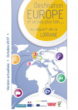 Destination Europe et un peu plus loin !