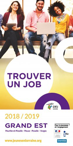 Guide trouver un job : version actualisée en ligne !
