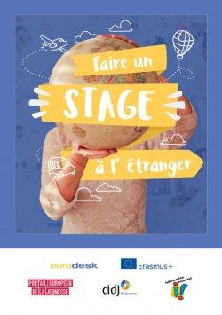 ''Faire un stage à l'étranger'' le nouveau guide édité par le réseau Eurodesk