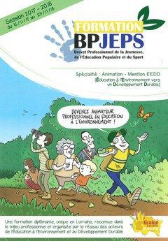 Formation d'animateur spécialité « Éducation à l'Environnement vers un Développement Durable »